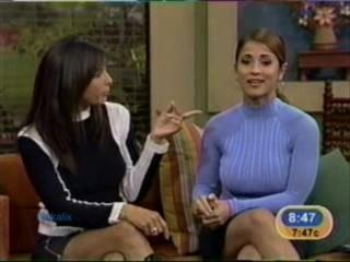 Jackie Guerrido Upskirt