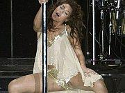 Beyonce Upskirt Pussy Flash