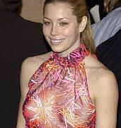 Jessica Biel Nipples