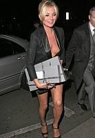 Kate Moss Drunken Nipple Flash