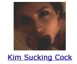 Kim Kardashian Blowjob